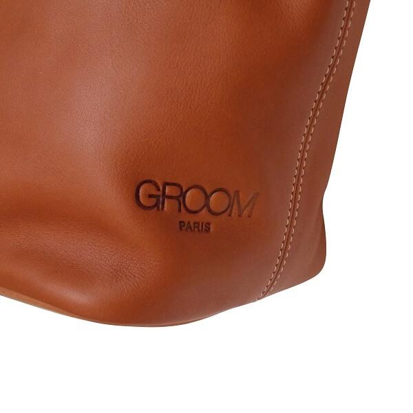 sac cuir Groom Paris